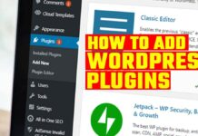 how to add plugins to wordpress website