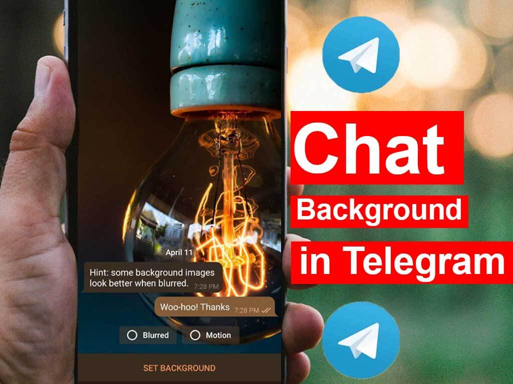 How to Change Chat Backgroud in Telegram